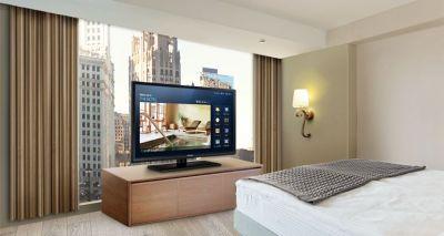 Améliorez l'ambiance de vos chambres d'hôtels avec des options d'affichage avancées