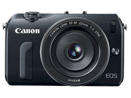 Canon EOS M photo 1