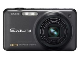 Casio EXILIM EX-ZR10 photo 1