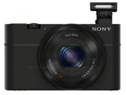 SONY Cyber-shot DSC-RX100 photo 1