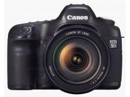 CANON EOS 5D photo 1