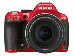 Pentax K-50 photo 1