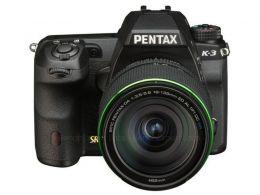 Pentax K-3 photo 1