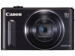 Canon PowerShot SX610 HS photo 1