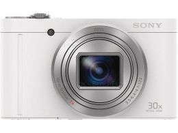 Sony Cyber-shot DSC-WX500 photo 1