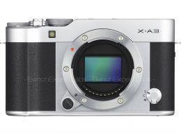 Fujifilm X-A3 photo 1