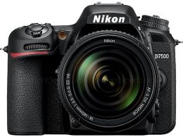 Nikon D7500 photo 1
