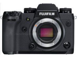 FUJIFILM X-H1 photo 1