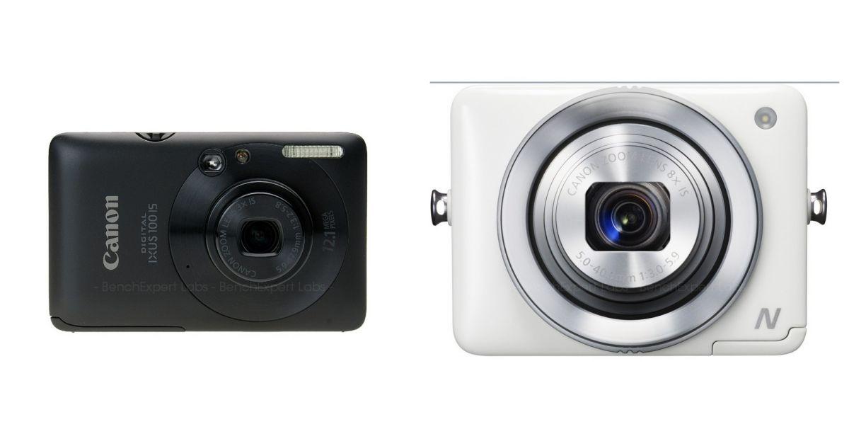 comparatif canon digital ixus 100 is vs samsung wb600 appareils photo num riques. Black Bedroom Furniture Sets. Home Design Ideas