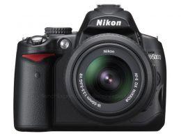 Nikon D5000 photo 1