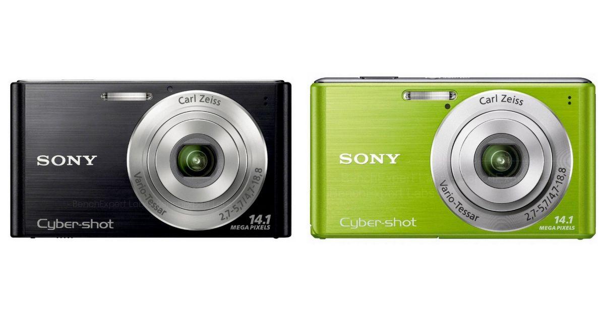 Sony Cyber Shot Pic Fb Cmp Objectif Fujifilm Finepix