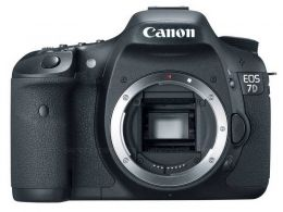 CANON EOS 7D photo 1
