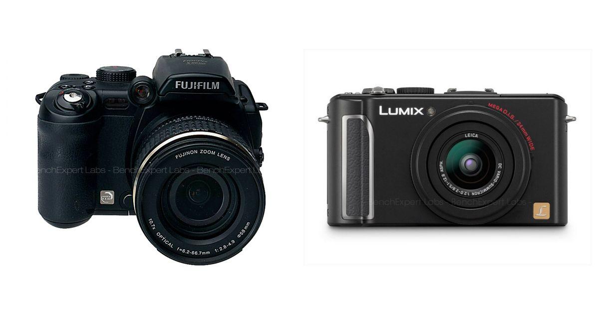 Fujifilm Finepix Pic Fb Cmp Objectif