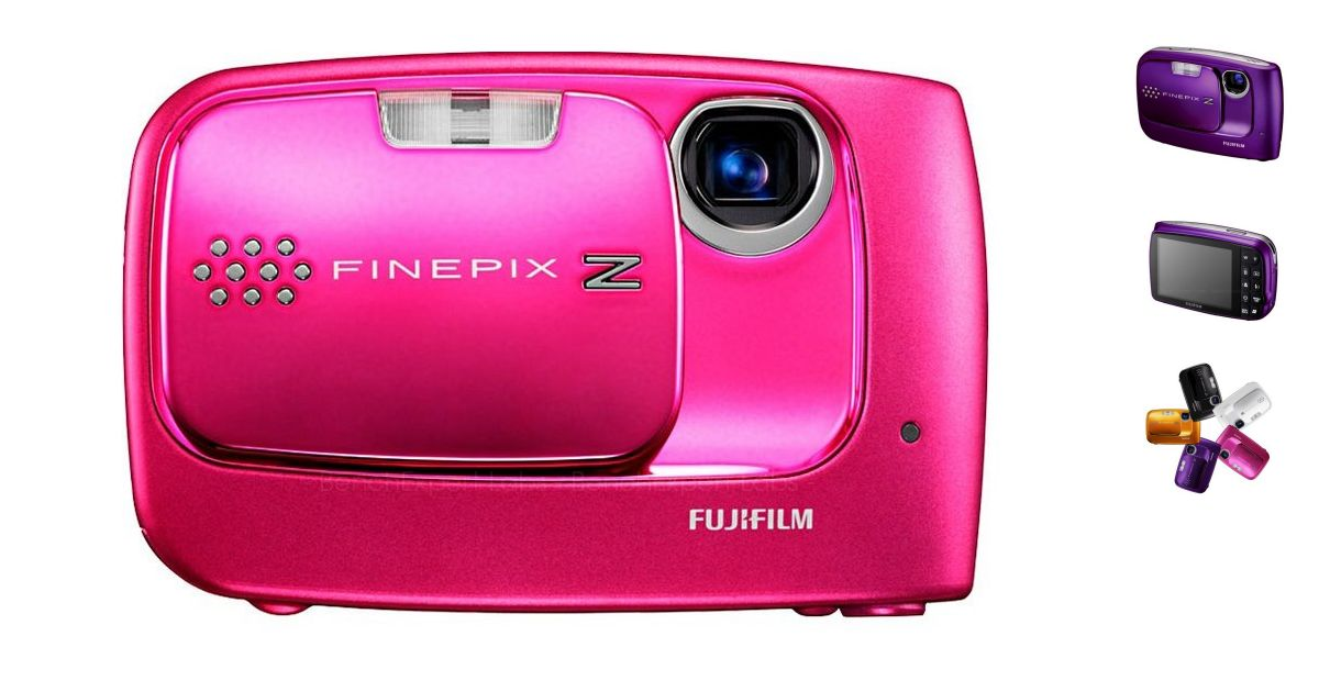 fujifilm finepix z30 appareils photo num riques. Black Bedroom Furniture Sets. Home Design Ideas