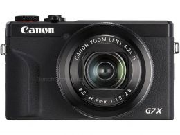Canon PowerShot G7 X Mark III photo 1