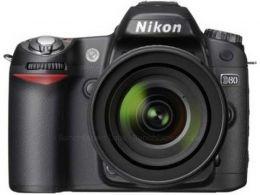 Nikon D80 photo 1