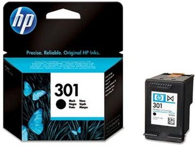 HP 301 Bk