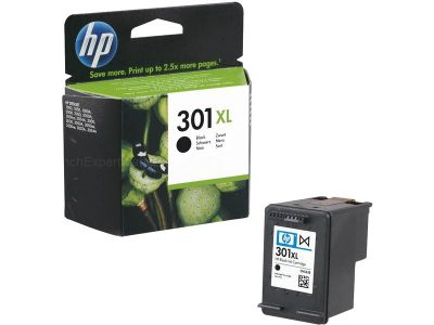 HP 301XL Bk