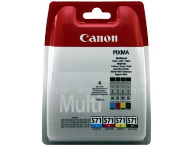 CANON CLI-571 C/M/Y/BK Multi pack