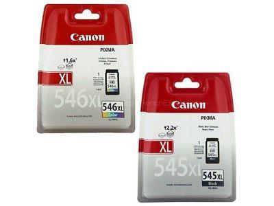 CANON PG-545XL/CL-546XL