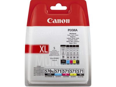 Canon PGI-570XL/CLI-571 PGBK C/M/Y/BK