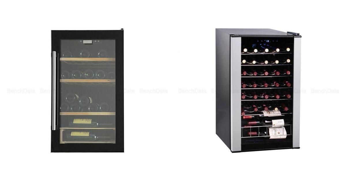 comparatif candy ccva 200 gl vs caviss aci cvs117 caves vin. Black Bedroom Furniture Sets. Home Design Ideas