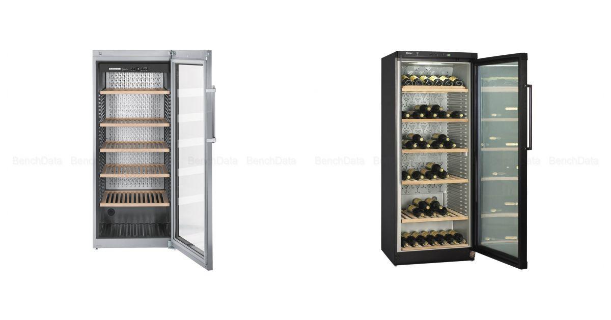 comparatif liebherr wkes 4552 vs haier jc 398ga caves vin. Black Bedroom Furniture Sets. Home Design Ideas