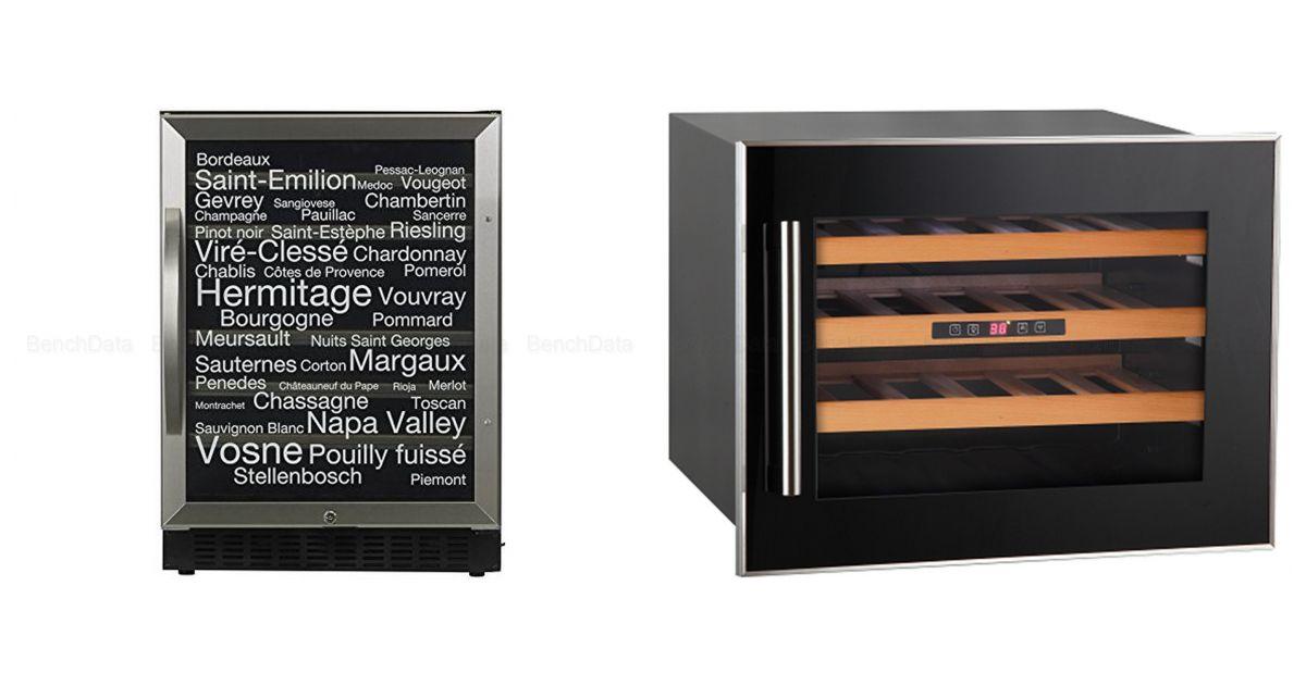 comparatif dometic macave s24g vs la sommeliere ls24a. Black Bedroom Furniture Sets. Home Design Ideas