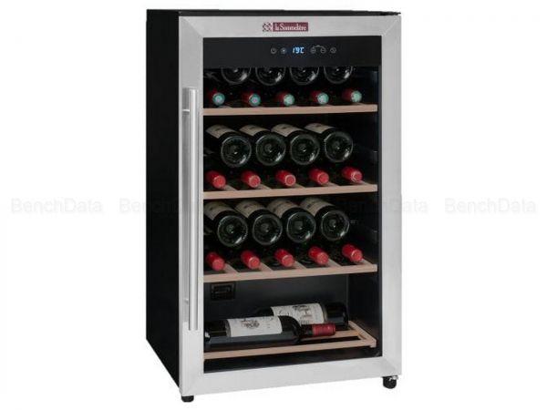 comparatif la sommeliere ls33b vs la sommeliere ls36a | caves à vin