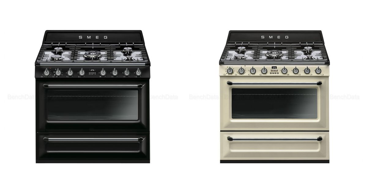 comparatif smeg tr90bl1 vs bertazzoni germania ams95c61ax cuisini res. Black Bedroom Furniture Sets. Home Design Ideas
