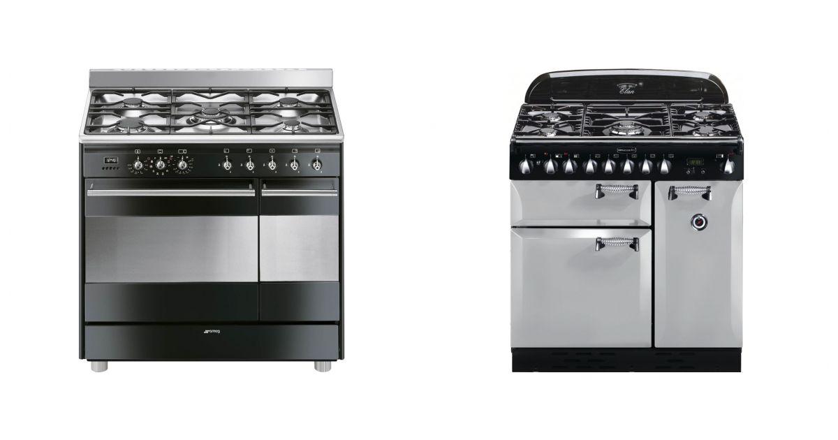 comparatif smeg scb92pn8 vs falcon elas90dfrpeu cuisini res. Black Bedroom Furniture Sets. Home Design Ideas