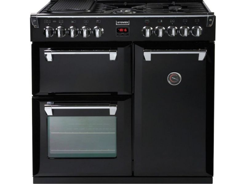 STOVES RICHMOND 900 DFT BLK
