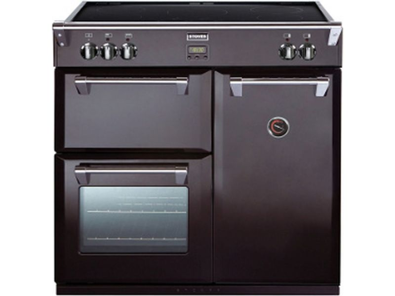 STOVES PRICH90EIBLK