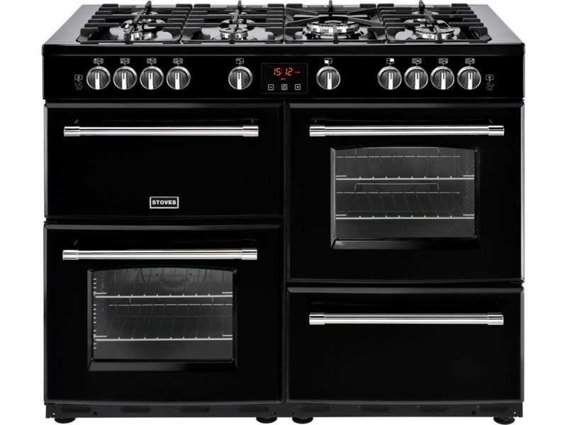 STOVES PGOUR110DFTBLK