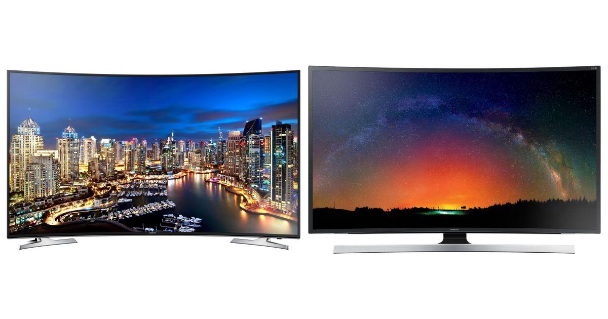 comparatif samsung ue65hu7100 vs samsung ue65ks9500t t l viseurs. Black Bedroom Furniture Sets. Home Design Ideas