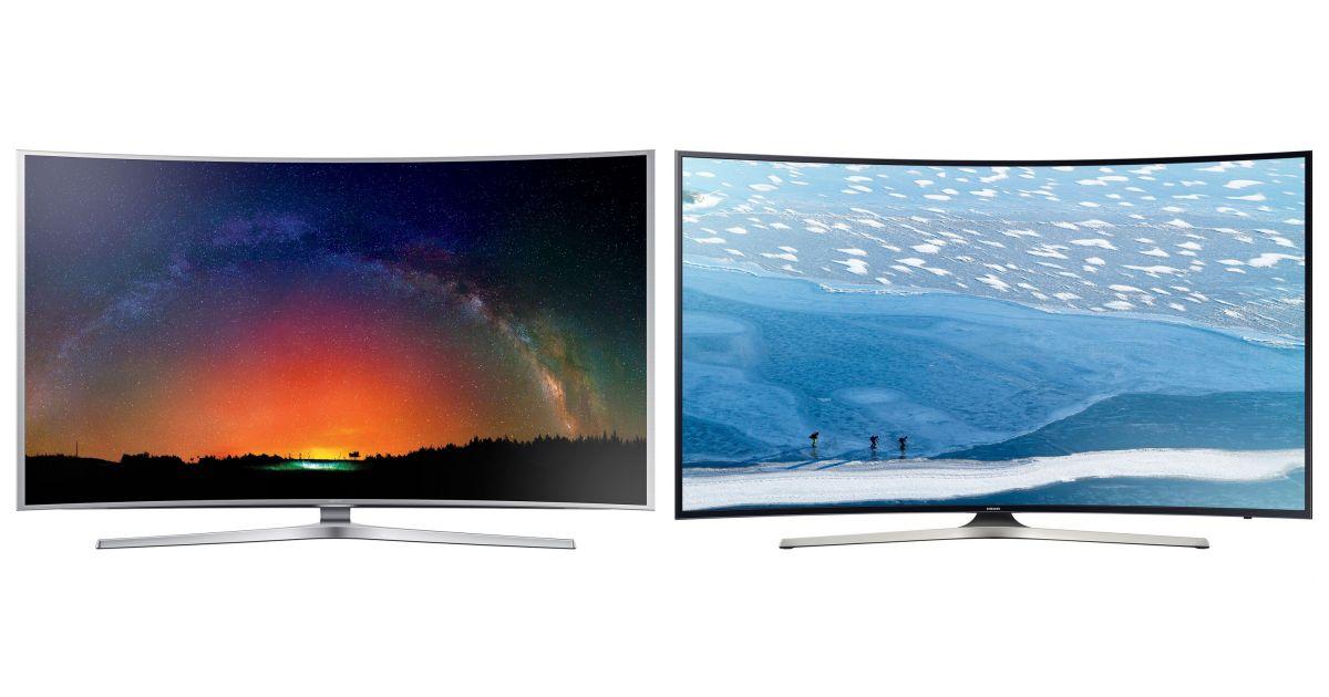 comparatif samsung ue65js9000l vs samsung ue65mu9005t t l viseurs. Black Bedroom Furniture Sets. Home Design Ideas