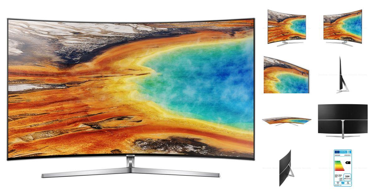 comparatif samsung ue65mu9005t vs samsung un65ku7500f t l viseurs. Black Bedroom Furniture Sets. Home Design Ideas