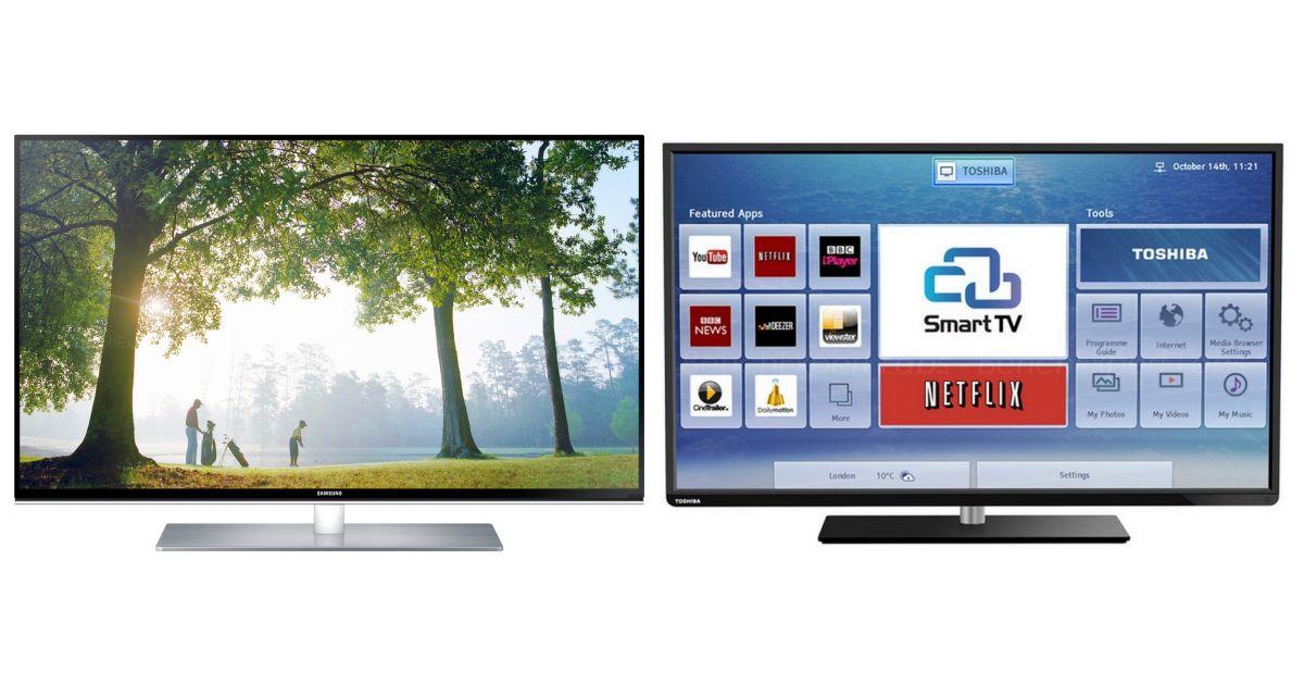comparatif samsung ue48h6670 vs sony kdl 50w828b t l viseurs. Black Bedroom Furniture Sets. Home Design Ideas