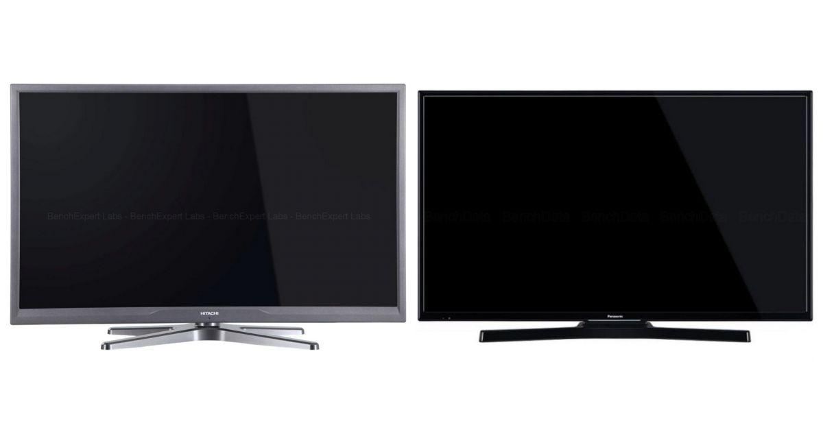 comparatif hitachi 32 hx c 05 vs panasonic tx 32e200e t l viseurs. Black Bedroom Furniture Sets. Home Design Ideas