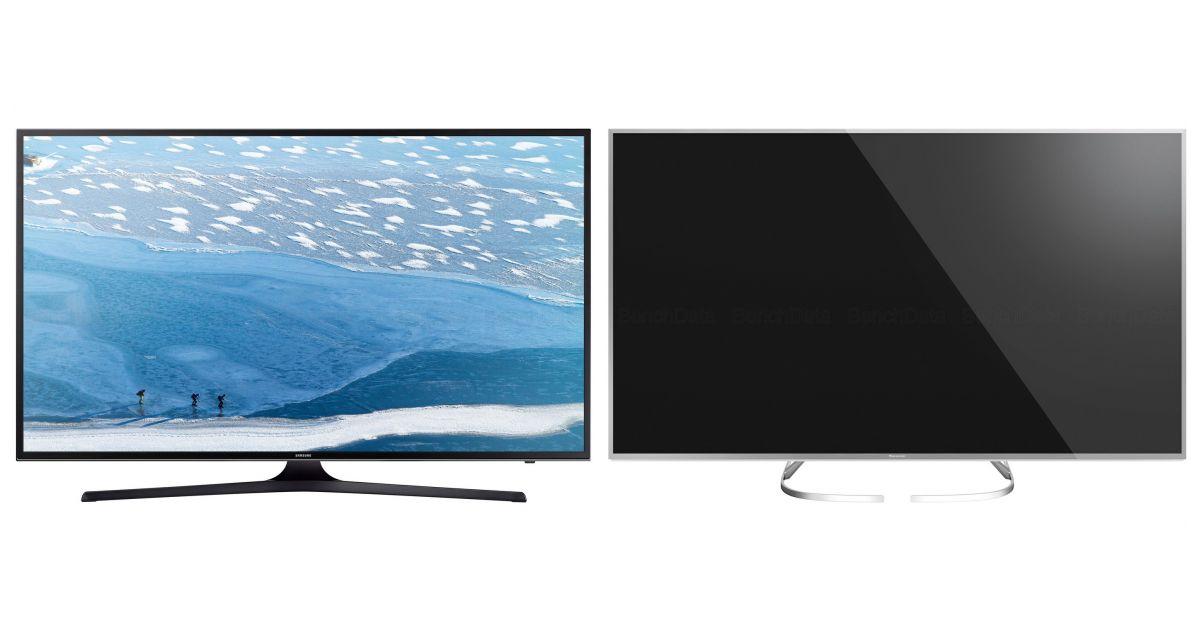 comparatif samsung ue65ku6000 vs sony kd 65xd7505 t l viseurs. Black Bedroom Furniture Sets. Home Design Ideas