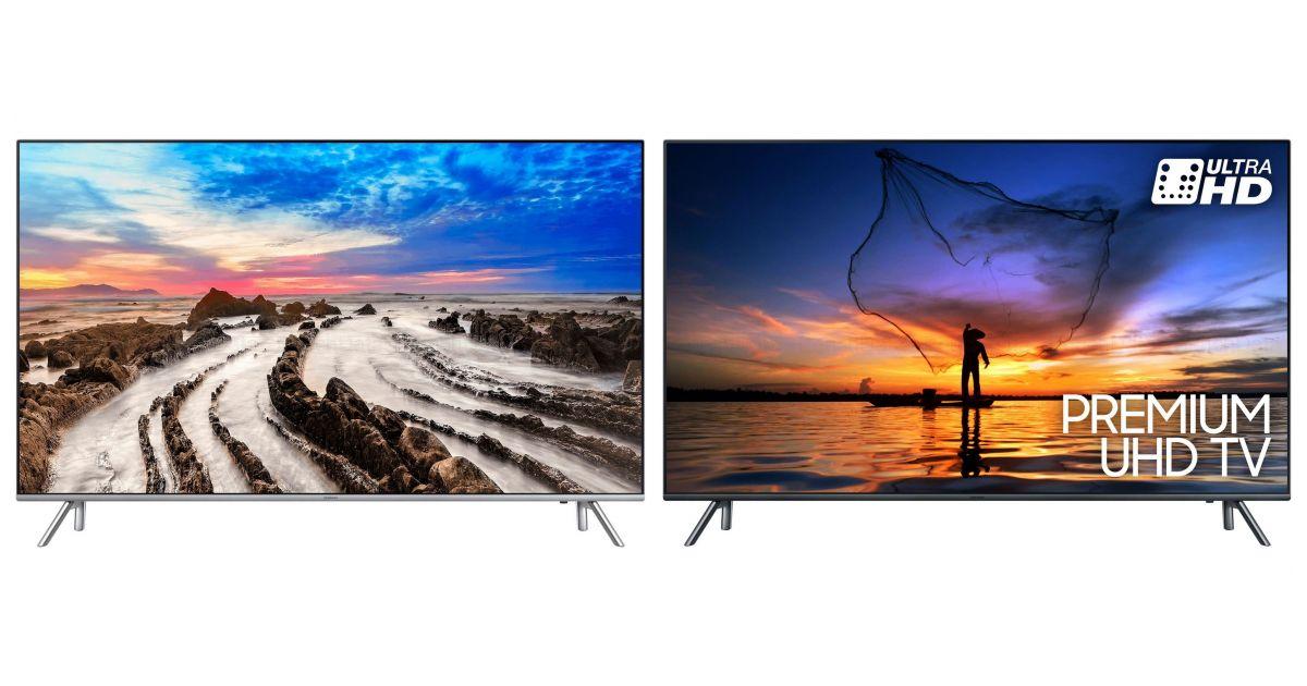 comparatif samsung ue65mu7009t vs tcl 65dc760 t l viseurs. Black Bedroom Furniture Sets. Home Design Ideas
