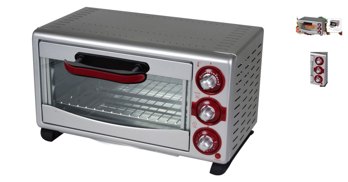 bella professional toaster oven
