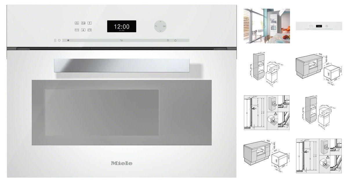 comparatif miele dg 6401 bb vs smeg sfp4120pz fours. Black Bedroom Furniture Sets. Home Design Ideas