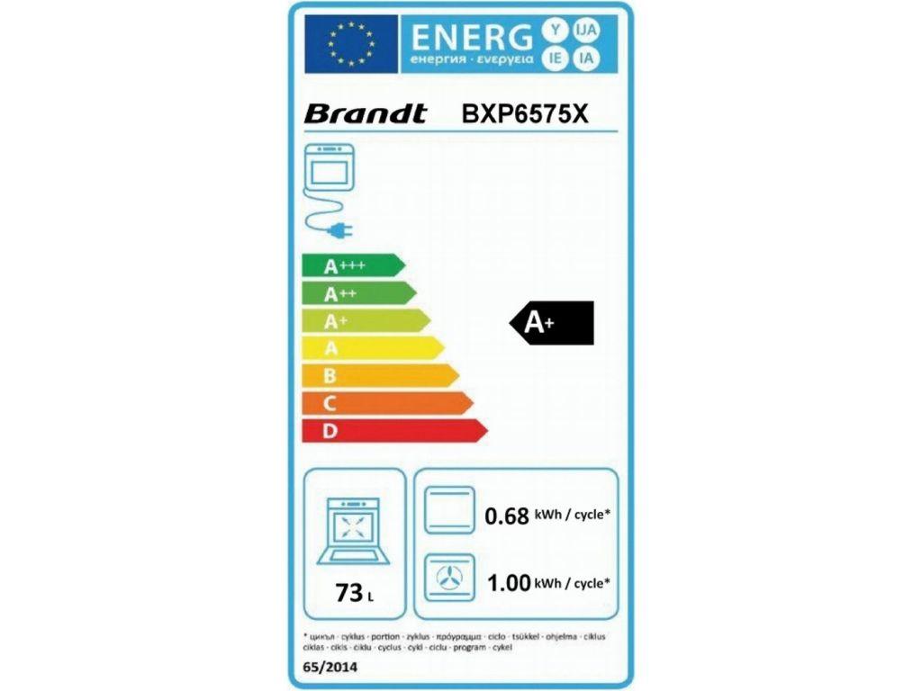 Brandt Bxp6575x