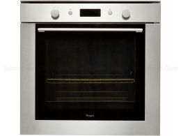 WHIRLPOOL AKZM781IX photo 1