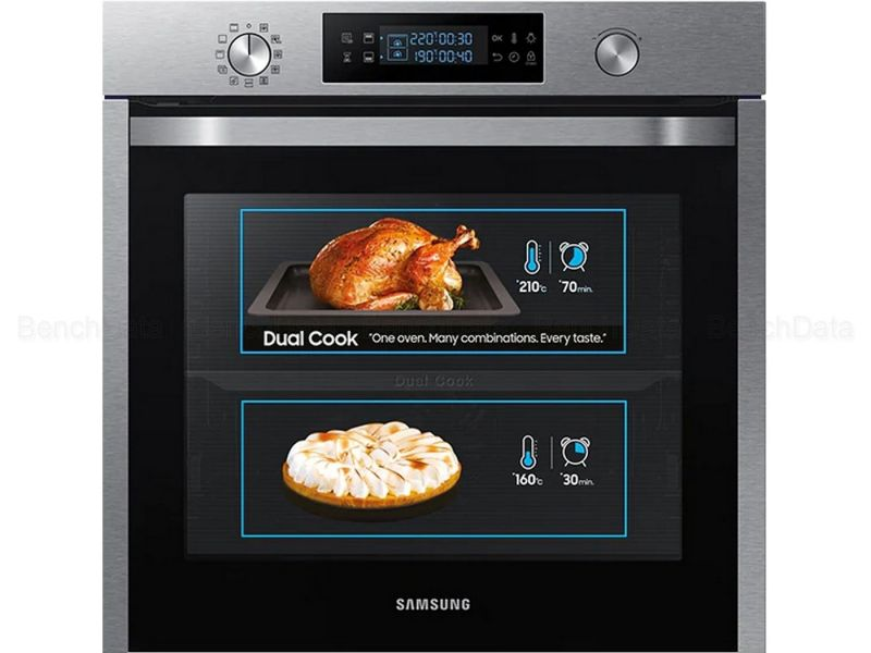 SAMSUNG NV75K5541RS TWIN CONVECTION