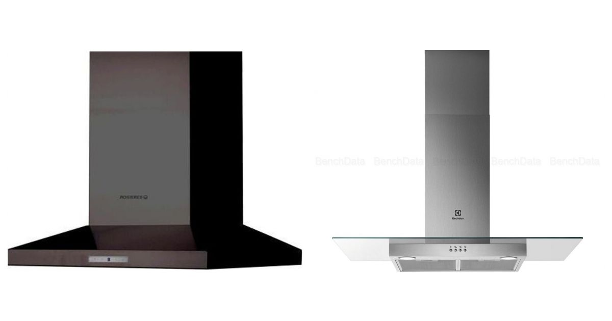 comparatif rosi res rhp9700pn vs brandt ad1578x hottes. Black Bedroom Furniture Sets. Home Design Ideas