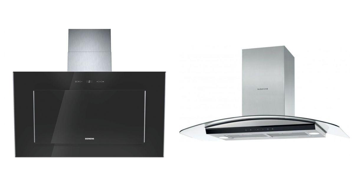 comparatif siemens lc98ka671 vs falcon fhdse1092ca n hottes. Black Bedroom Furniture Sets. Home Design Ideas
