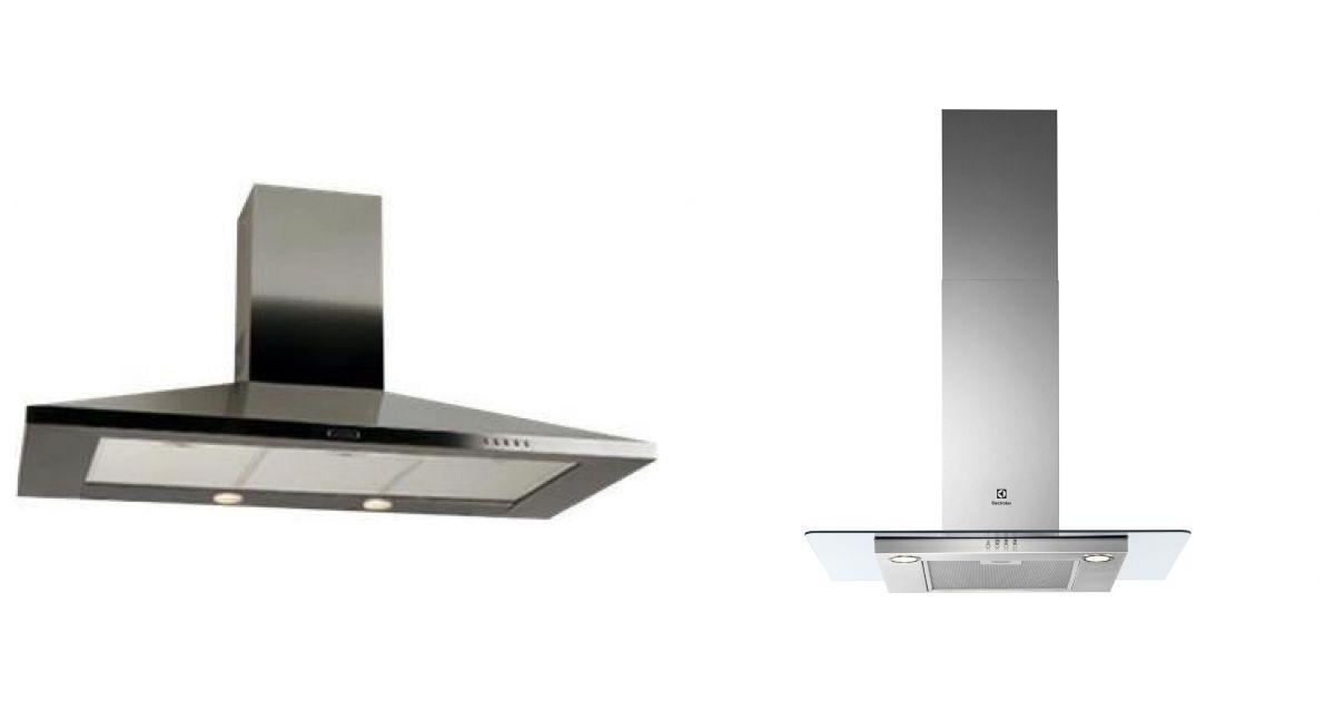comparatif vs electrolux efc90466ox hottes. Black Bedroom Furniture Sets. Home Design Ideas