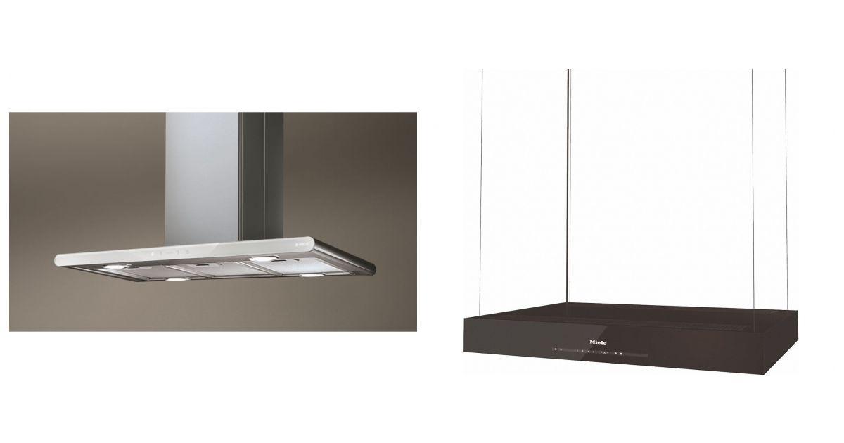 comparatif elica galaxy island whix a 90x45 vs essentielb. Black Bedroom Furniture Sets. Home Design Ideas